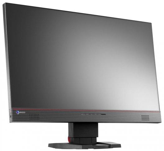 EIZO FORIS FS2434: Der dünne Rahmen eignet sich auch ideal für den EInsatz im Multi-Monitor-Betrieb [Bildmaterial: EIZO]