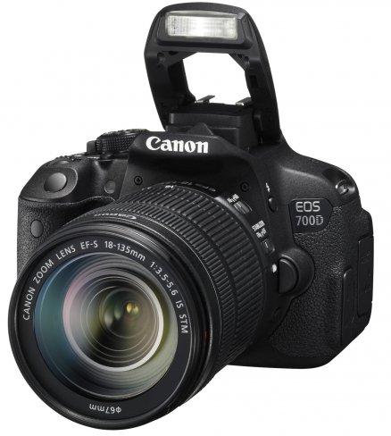 Canon EOS 700D (Quelle: Canon.de)