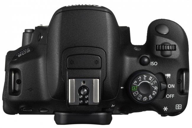 Canon EOS 700D Bedienelemente (Quelle: Canon.de)