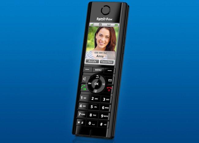 Fritz!Fon C5: HD-Telefonie in schickem Gewand (Quelle: AVM)