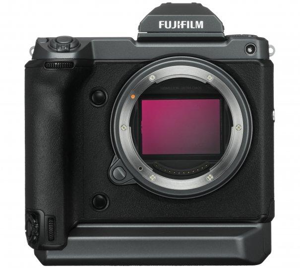 Fujifilm GFX100 [Bildmaterial: Fujifilm]