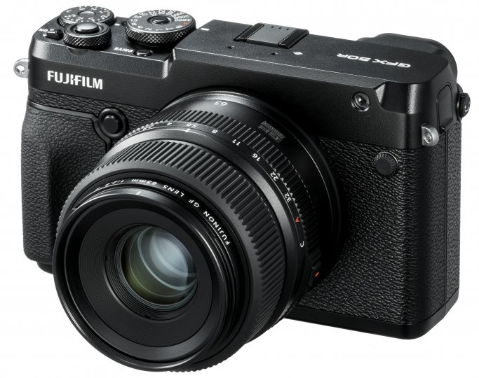 Fujifilm GFX 50R [Bildmaterial: Fujifilm]
