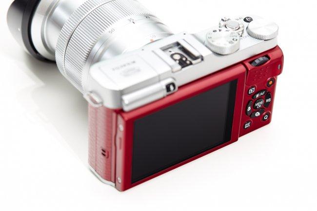 Fujifilm X-A1 mit Fujinon EBC XC 16-50 mm f/3.5-5.6 OIS