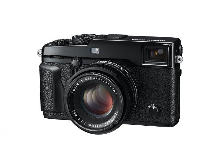 Fujifilm X-Pro1 mit Fujinon XF 35 mm f/1.4 [Bildmaterial: Fujifilm Europe]