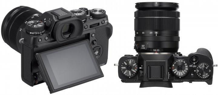 Fujifilm X-T2 [Bildmaterial: Fujifilm]