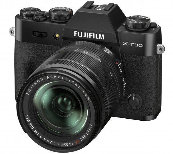 Fujifilm X-T30 II [Bildmaterial: Fujifilm]