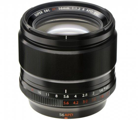 Das erste Objektiv mit Apodisationsfilter und Autofokus: Das FUJINON XF56mm F1.2 R APD