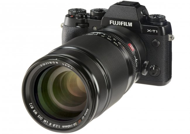 Fujifilm X-T1 mit dem neuen FUJINON XF50-140mm F2.8 R LM OIS WR