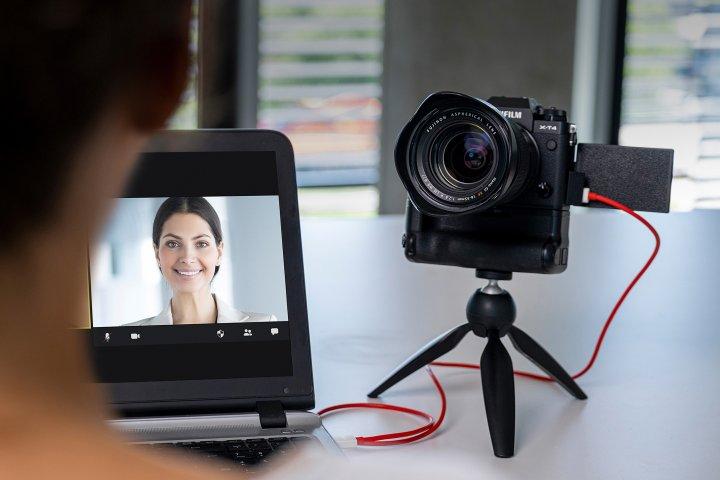 Fujifilm X Webcam [Bild: Fujifilm Europe]