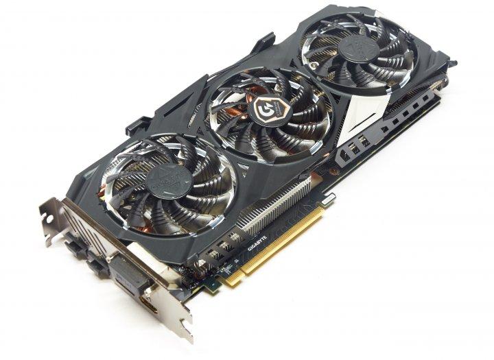 Gigabyte GeForce GTX 970 Xtreme Gaming - Die Karte