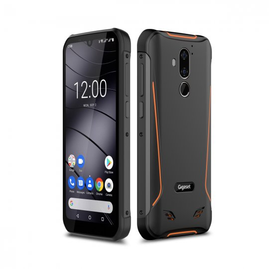 Das Gigaset GX290 ist das erste Outdoor-Smartphone des Herstellers und bietet einen riesigen 6.200-mAh-Akku