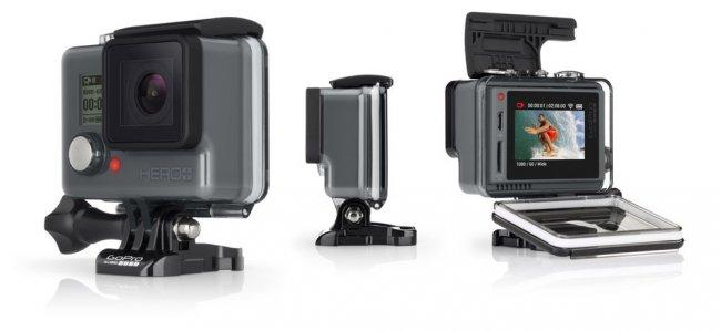 GoPro Hero+ LCD [Bildmaterial: GoPro]