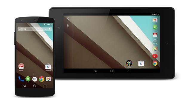 Am auffälligsten dürften die neuen On-Screen-Buttons am unteren Bildschirmrand sein [Bildmaterial: Google]