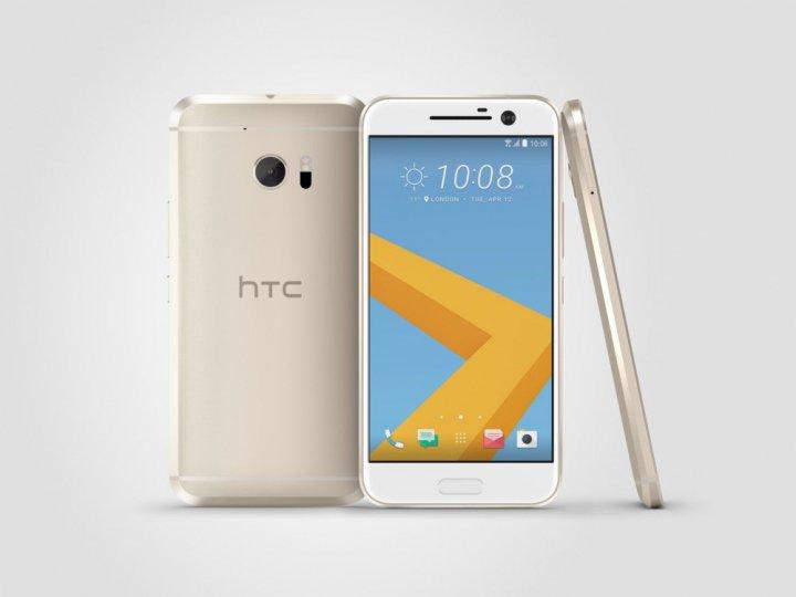 HTC 10: Das Quad-HD-Display lässt sich auch bei Sonnenlicht gut ablesen