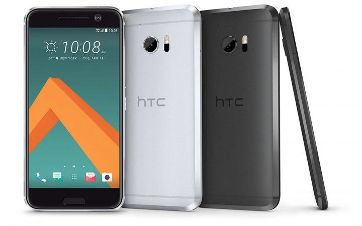 HTC 10: Verschiedene Farben zur Auswahl