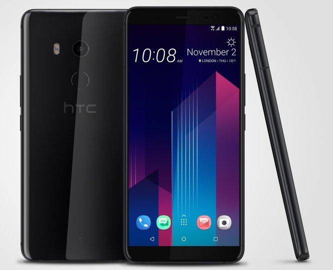 Der 12,2-Megapixel-Sensor der Hauptkamera des HTC U11 Plus ist besonders lichtempfindlich