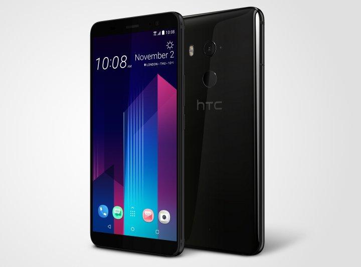 Das HTC U11 Plus hinterlässt einen guten Eindruck bis auf die Akkulaufzeit und die Rutschanfälligkeit auf glatten Oberflächen