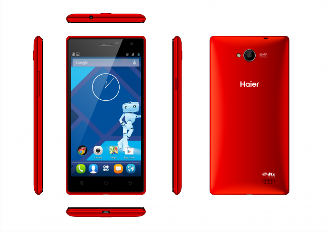 Haier Phone W861 [Bildmaterial: Haier]