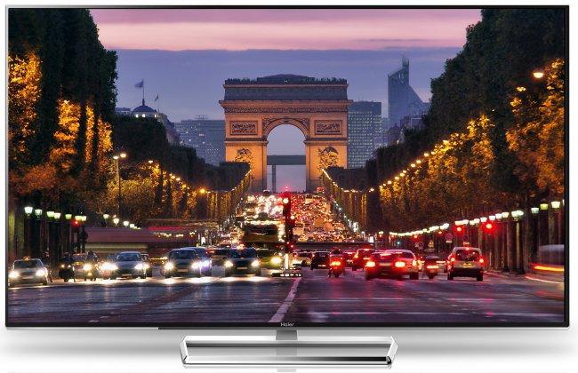 Haier H6500 UHDTV ab 999 Euro (Bildmaterial: Haier)