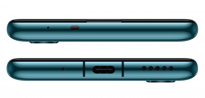 Das Honor 20 Pro verfügt über keine separate Audio-Buchse, so dass Headsets via USB Typ C angeschlossen werden müssen