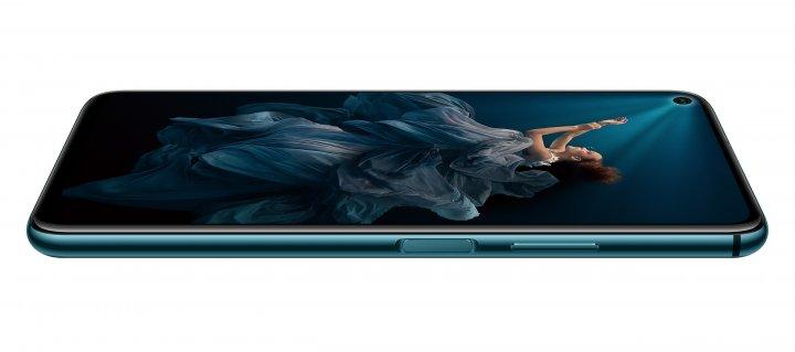 Gesteuert wird das Honor 20 Pro über ein 6,26 Zoll großes Display, das 91,7 Prozent der Vorderseite des Smartphones einnimmt