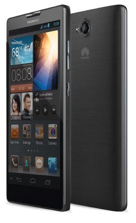 Huawei Ascend G740: Günstiger Smartphone mit LTE-Unterstützung [Bildmaterial: Huawei]