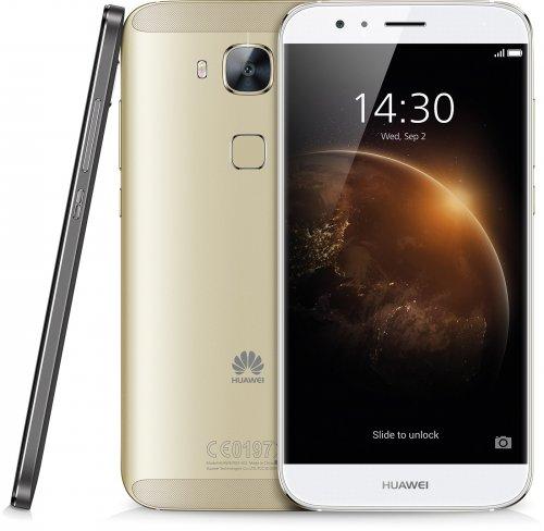 Huawei G8: Erhältlich in drei Farben mit Finger-Scanner [Quelle: Huawei]