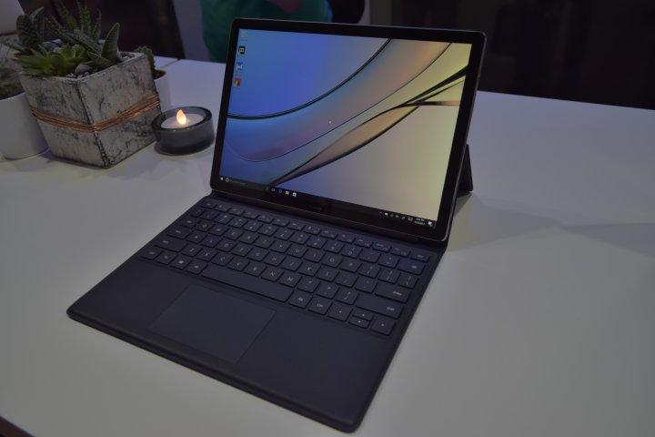 Das Huawei MateBook E ist ein ultraleichtes Convertible