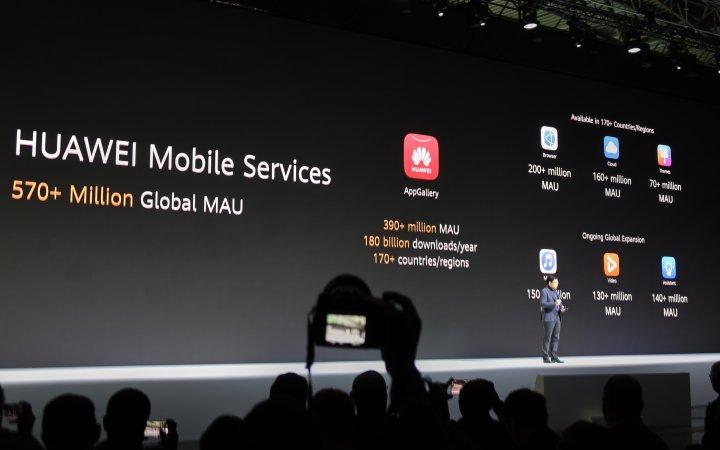 Präsentation des Huawei Mate 30 (Pro): Google Apps? Kein Thema!
