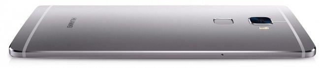 Huawei Mate S: Durch geschliffene Kanten und die gewölbte Rückseite wirkt es besonders dünn [Quelle: Huawei]