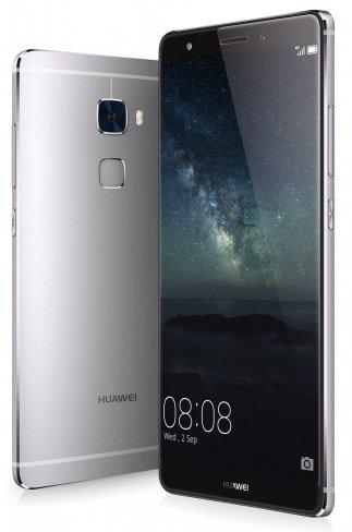 Huawei Mate S: Abgerundetes Glas ist eine Neuheit bei dem chinesischen Hersteller [Quelle: Huawei]