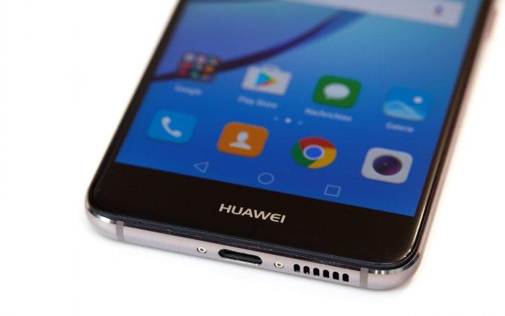 Huawei Nova: Mit USB-C setzt man auf einen modernen Anschluss