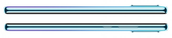 Das Huawei P30 Lite ist mit 7,4 mm äußerst schmal, aber leider ragt das Kamera aus dem Gehäuse heraus