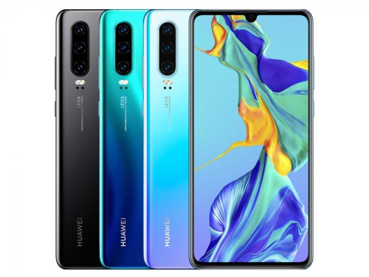 Das Huawei P30 bekommt einen Nachfolger mit anderer Farbgebung