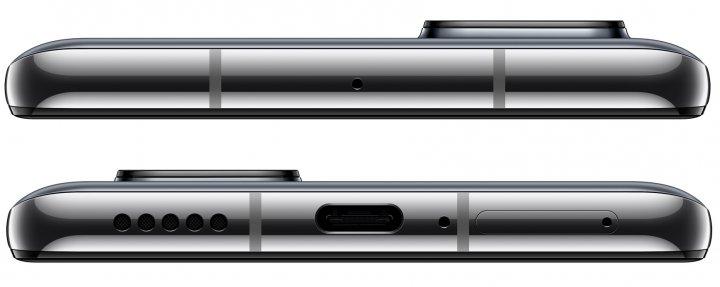 Das Huawei P40 hat keine Audio-Buchse, sondern nur eine USB-Buchse an Bord, um Stereo-Headset anzuschließen. Ein zweiter Lautsprecher fehlt ebenfalls.