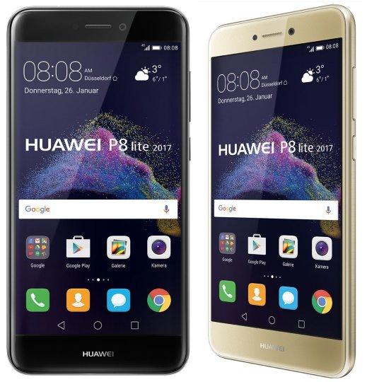 Huawei P8 Lite 2017 [Bildmaterial: Huawei]