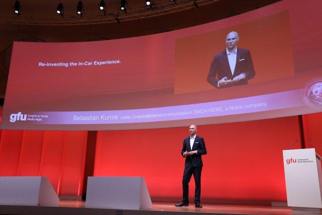 IFA IMB 2014: Auch Nokia erfindet sich neu uns expandiert stark in die Bereiche Smart Car und Navigationssysteme