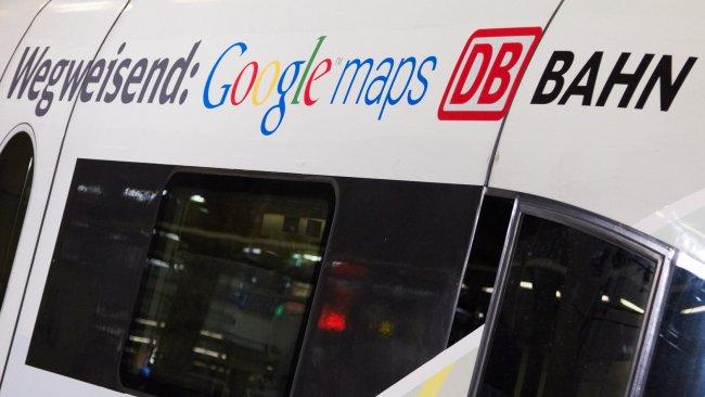 Google und die Deutsche Bahn stellen Google Transit (Maps) für Deutschland vor.