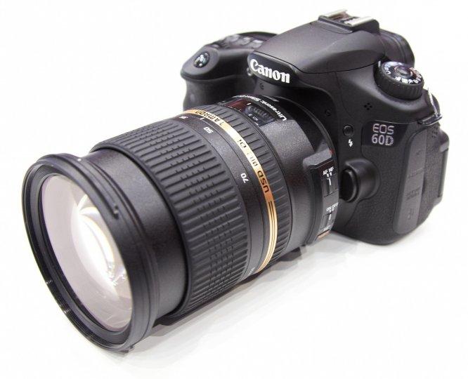 Tamron SP 24-70 mm f/2.8 VC USD auf der photokina 2012