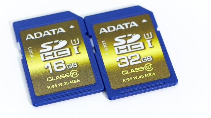 ADATA Premier Pro UHS-I SDHC-Speicherkarten - 16 und 32 GByte