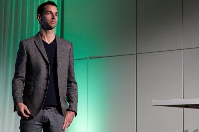 Claude Zellweger - Creative Director bei HTC und Chefdesigner des HTC One