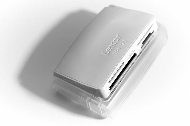Lexar 25-in-1 USB 3.0 Multi-Kartenlesegerät
