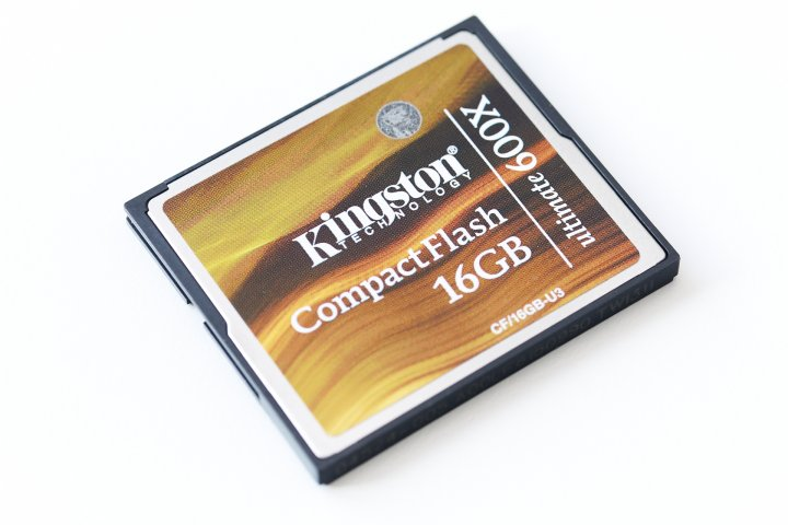 Kingston Ultimate 600x CompactFlash 16 GB