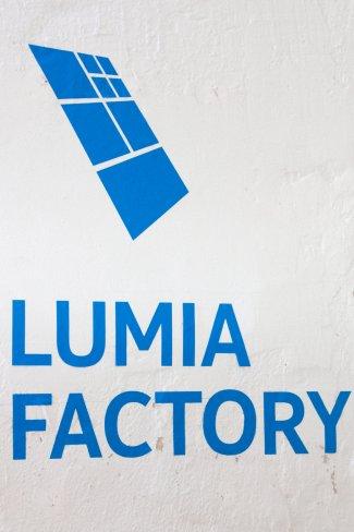 Präsentation rund um Lumia und die Zukunft von Nokia in der LumiaFactory (Berlin) am 31.10.2012