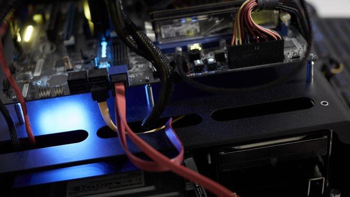 SSD/HDD-Testsystem