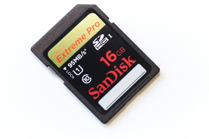 SanDisk Extreme Pro 95 MB/s 16 GB