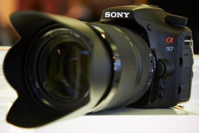 Sony auf dem IFA Innovations Media Briefing