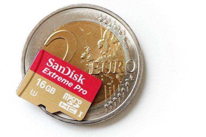SanDisk Extreme Pro microSDHC 16 GB
