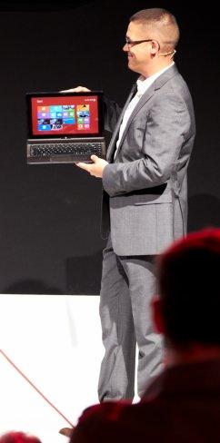 Toshiba auf der IFA 2012