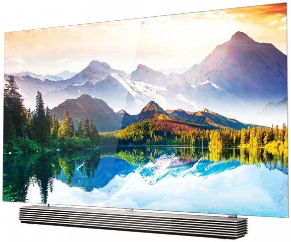 LG 4K OLED TV EF9800 [Bildmaterial: LG]